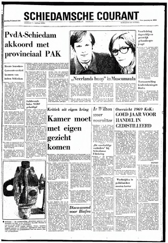 Rotterdamsch Nieuwsblad / Schiedamsche Courant / Rotterdams Dagblad / Waterweg / Algemeen Dagblad 1970-01-24