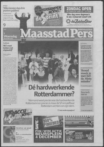 Maaspost / Maasstad / Maasstad Pers 2010-12-01