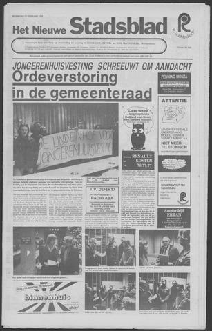 Het Nieuwe Stadsblad 1978-02-22