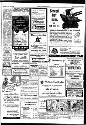 Rotterdamsch Nieuwsblad / Schiedamsche Courant / Rotterdams Dagblad / Waterweg / Algemeen Dagblad 1953-02-03