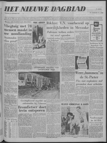 Nieuwe Schiedamsche Courant 1962-09-24