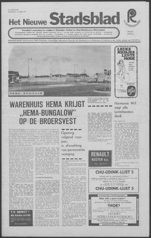 Het Nieuwe Stadsblad 1971-04-14