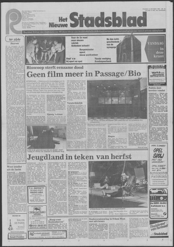 Het Nieuwe Stadsblad 1982-10-15
