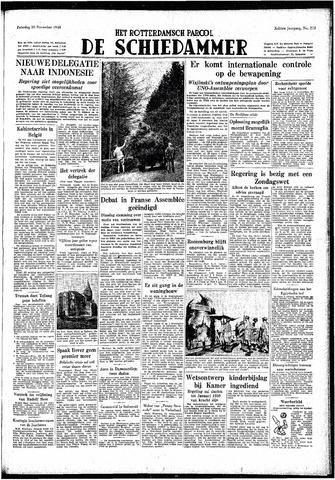 Rotterdamsch Parool / De Schiedammer 1948-11-20