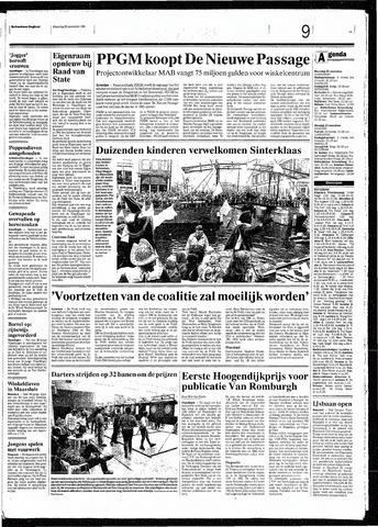 Rotterdamsch Nieuwsblad / Schiedamsche Courant / Rotterdams Dagblad / Waterweg / Algemeen Dagblad 1993-11-22