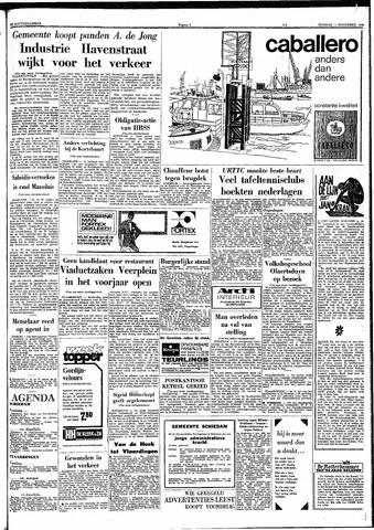 Trouw / De Rotterdammer 1966-11-01