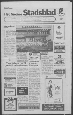 Het Nieuwe Stadsblad 1973-06-06