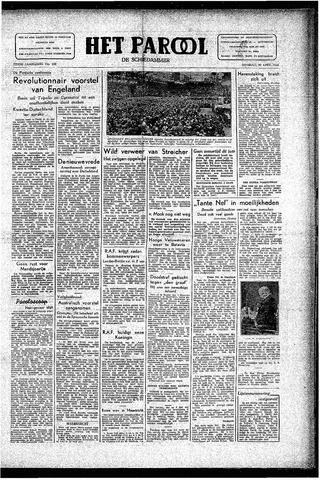 Rotterdamsch Parool / De Schiedammer 1946-04-30
