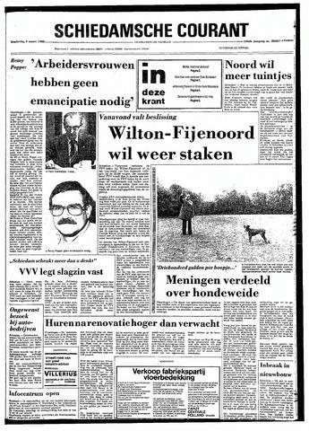 Rotterdamsch Nieuwsblad / Schiedamsche Courant / Rotterdams Dagblad / Waterweg / Algemeen Dagblad 1980-03-06