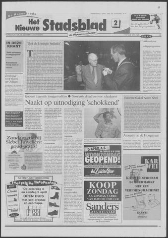 Het Nieuwe Stadsblad 1998-04-02
