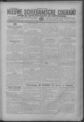 Nieuwe Schiedamsche Courant 1925-05-04
