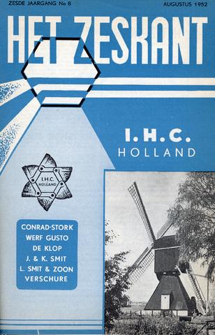 Het Zeskant 1952-08-01