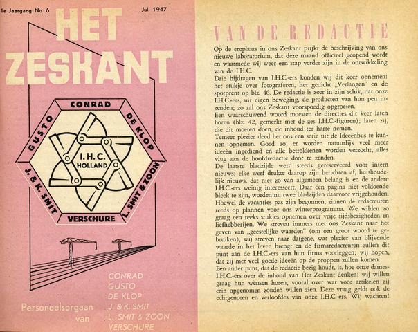 Het Zeskant 1947-07-01