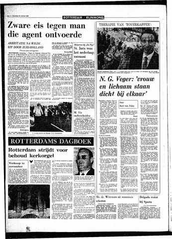 Rotterdamsch Parool / De Schiedammer 1968-10-16