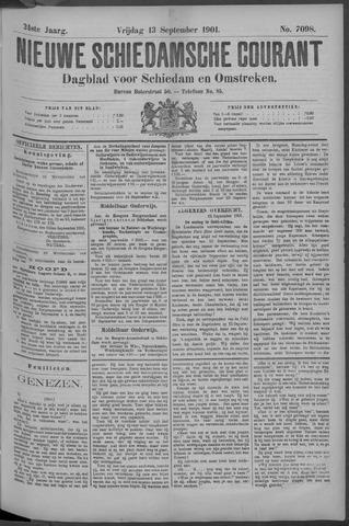 Nieuwe Schiedamsche Courant 1901-09-13