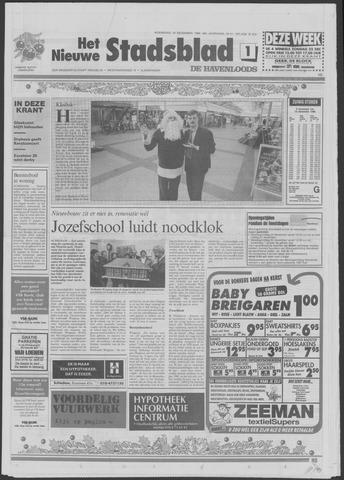 Het Nieuwe Stadsblad 1996-12-18