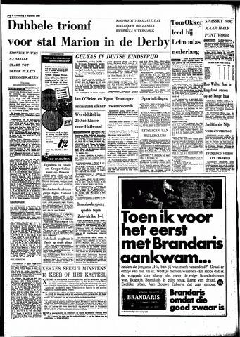 Rotterdamsch Parool / De Schiedammer 1966-08-08