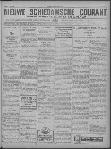 Nieuwe Schiedamsche Courant 1929-10-04