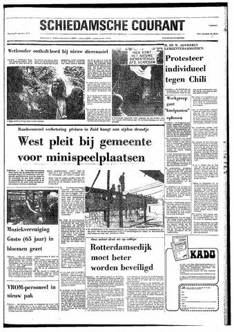 Rotterdamsch Nieuwsblad / Schiedamsche Courant / Rotterdams Dagblad / Waterweg / Algemeen Dagblad 1974-09-30