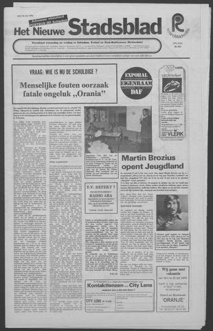Het Nieuwe Stadsblad 1976-07-16
