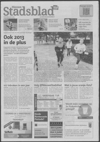 Het Nieuwe Stadsblad 2014-06-04