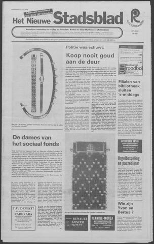Het Nieuwe Stadsblad 1976-07-07