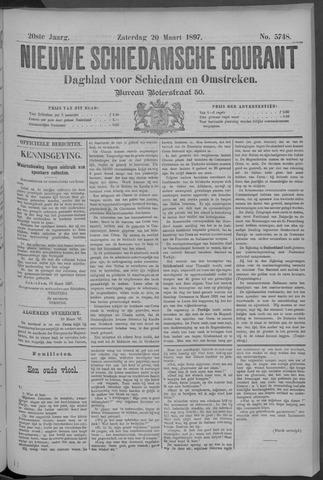 Nieuwe Schiedamsche Courant 1897-03-20