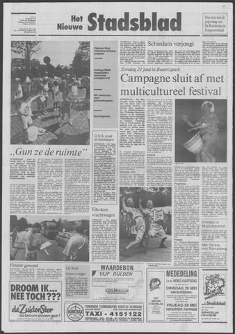 Het Nieuwe Stadsblad 1992-05-22