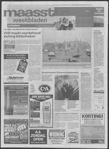 Maaspost / Maasstad / Maasstad Pers 2002-01-16