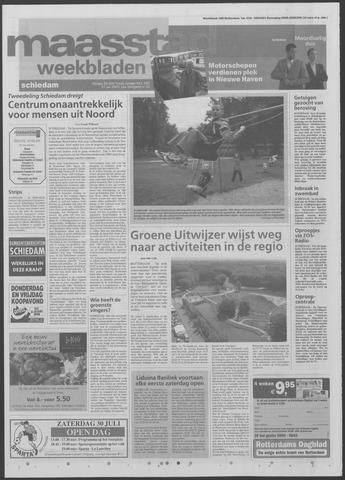 Maaspost / Maasstad / Maasstad Pers 2005-07-27