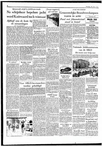 Rotterdamsch Parool / De Schiedammer 1955-06-20