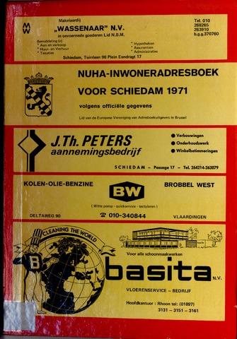 Adresboeken 1971-01-01