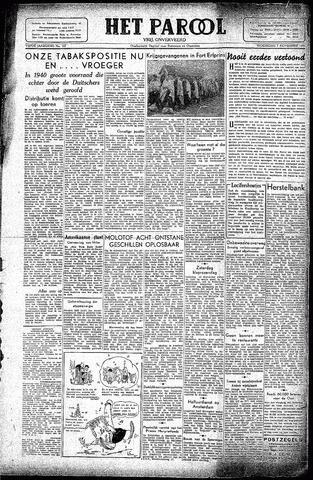Rotterdamsch Parool / De Schiedammer 1945-11-07