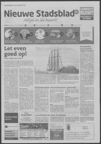 Het Nieuwe Stadsblad 2017-08-16