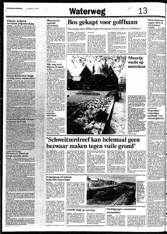 Rotterdamsch Nieuwsblad / Schiedamsche Courant / Rotterdams Dagblad / Waterweg / Algemeen Dagblad 1991-05-31