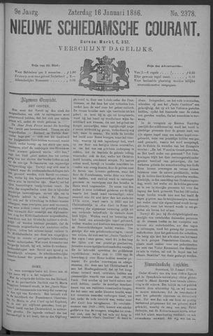 Nieuwe Schiedamsche Courant 1886-01-16