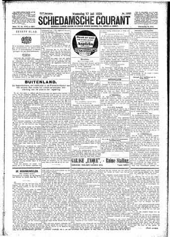 Schiedamsche Courant 1929-07-17