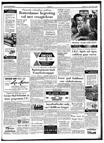 Trouw / De Rotterdammer 1962-08-24