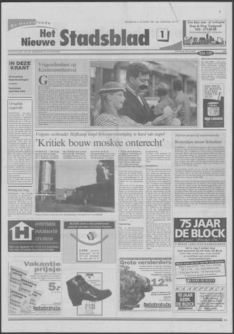 Het Nieuwe Stadsblad 1997-10-08