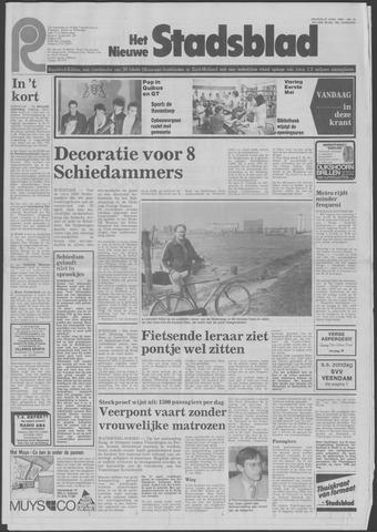 Het Nieuwe Stadsblad 1984-04-27