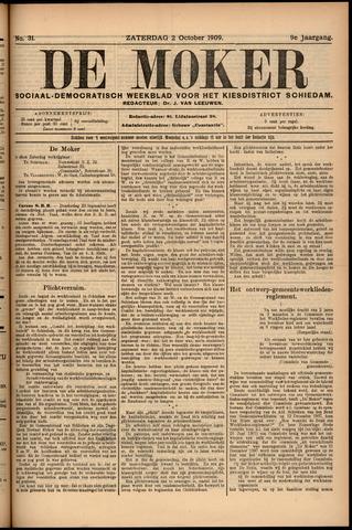 De Moker 1909-10-02