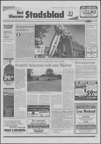 Het Nieuwe Stadsblad 1997-09-25