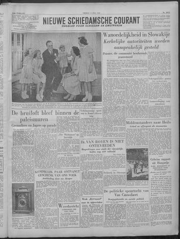 Nieuwe Schiedamsche Courant 1949-07-08