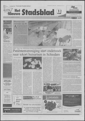 Het Nieuwe Stadsblad 2001-05-30