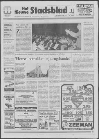 Het Nieuwe Stadsblad 1995-02-08