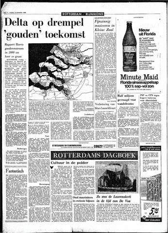 Rotterdamsch Parool / De Schiedammer 1968-12-13
