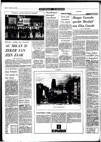 Rotterdamsch Parool / De Schiedammer 1968-05-21