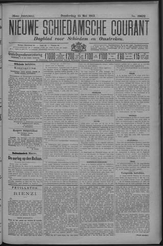 Nieuwe Schiedamsche Courant 1913-05-15