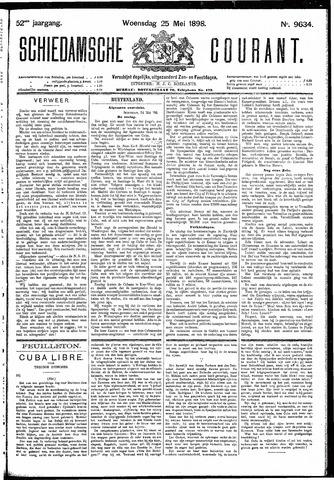 Schiedamsche Courant 1898-05-25