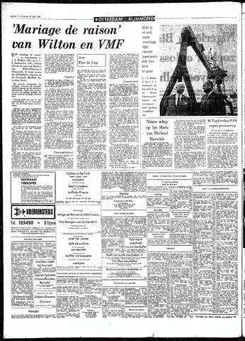 Rotterdamsch Parool / De Schiedammer 1968-07-23